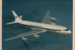 DC-8 fibreglass